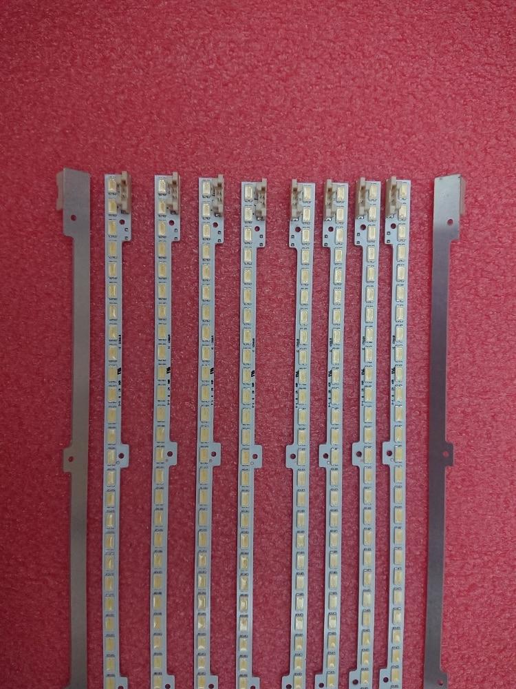 New 5 set 10 PCS 62 LEDs 440mm LED backlight strip for SAMSUNG UE40D6100 UE40D5520 BN64