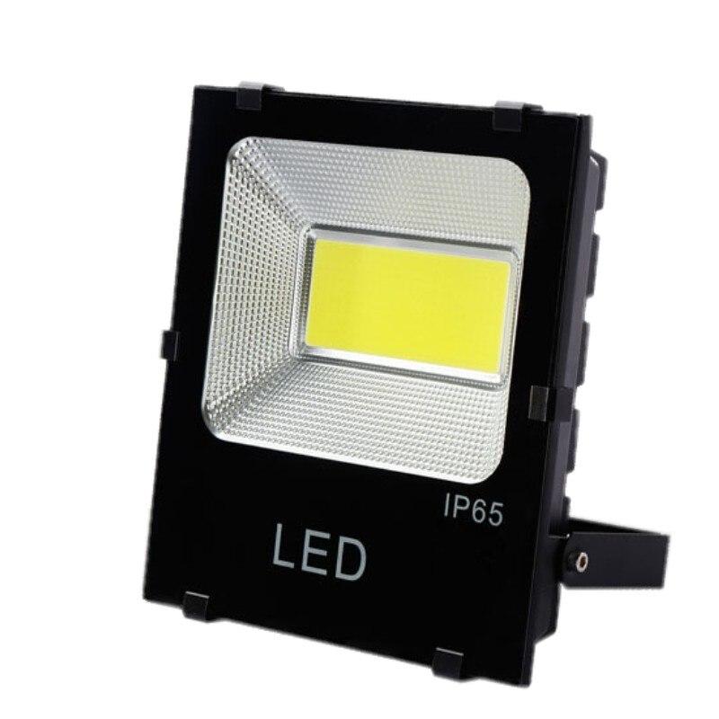 FENGLAIYI 100 W 150 W 200 W Led Lumière D'inondation Imperméable À L'eau IP65 110 V 220 V LED Spotlight Refletor En Plein Air éclairage Mur Lampe Projecteur