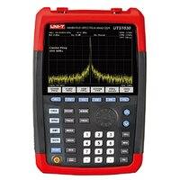 Оригинальный UNI-T UTS1030 6,5 ''TFT-ЖК-дисплей диапазон 9 кГц-2 ГГц Разрешение 1 Гц цифровой высокая чувствительность качество ручной анализатор спек...