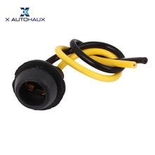 X Autohaux 10 шт. T10 клин базовый светильник лампа приборная панель розетка