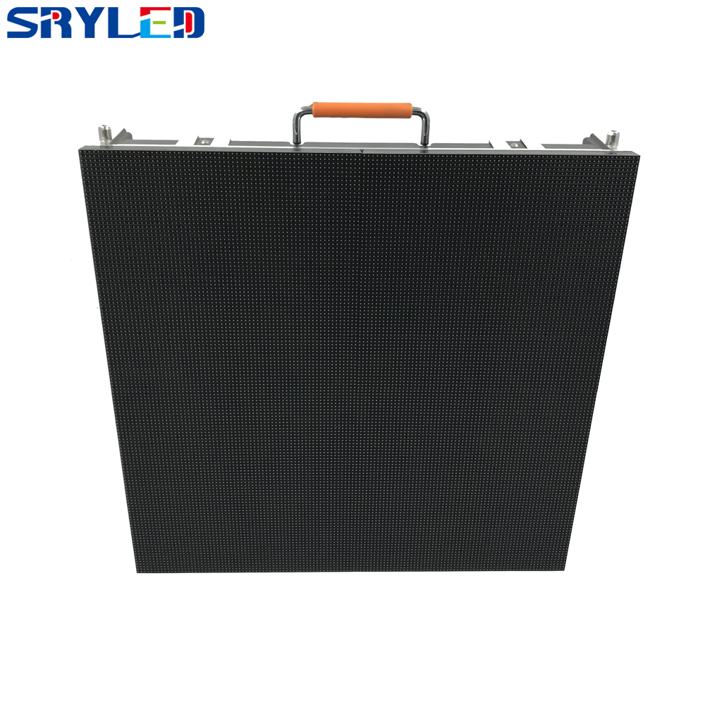 HD Stage Rental Events Led Panel 250x250mm Indoor Lightweight P3.91 Die-casting Aluminum Cabinet