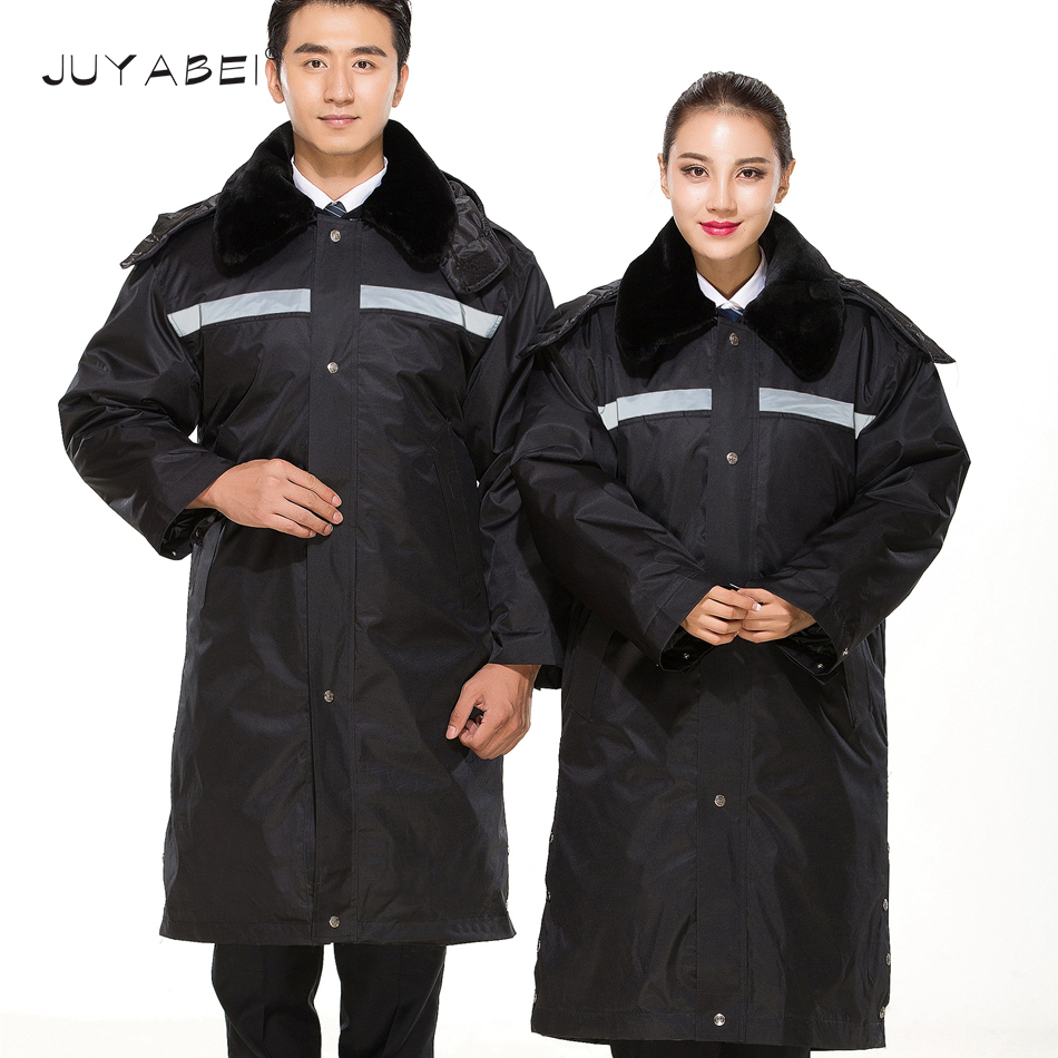 Unisex Winter Reflector Working Clothes Sets Protective Clothing Men Security Multifunction High Quality Engineering Service