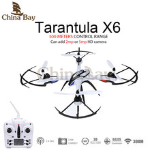 Venda quente! yizhan tarântula x6 h16 jjrc rc quadcopter drone com 2mp ou 5mp hd camera 6-axis 2.4 ghz rtf helicóptero do rc