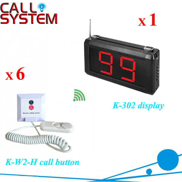 China Manufacturer Wireless Patient Nurse Call To The -2435