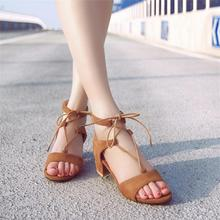 EUR Size 33-42 Fashion Lady Shoes 2016 New Summer Style Sandals Casual Woman Pumps  Sandal women shoes woman pumps zapatos mujer