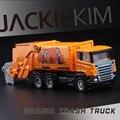 1: 87 сплава строительных машин, высокая моделирования мусоровоз, SIKU1890 металла литой игрушки, игрушки развивающие игрушки бесплатная доставка