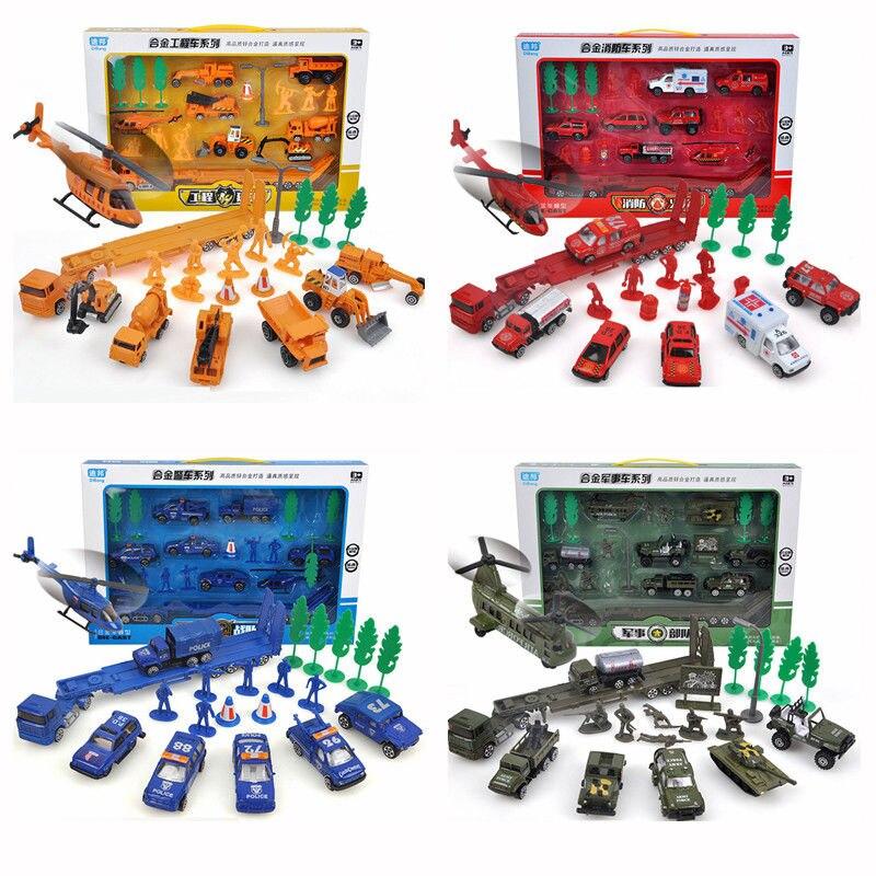 Hot Sale Mini Car Model Track Toys For Children Diecast Car Models
