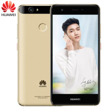 Original Huawei Nova Women 4G LTE Mobile Phone 4GB/64GB MSM8953 Octa Core 5.0″ FHD 1920X1080P Dual SIM Fingerprint 12.0MP