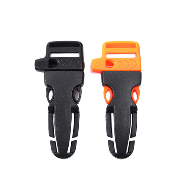 Konesky Survival Bracelet Viajar Acampar 5 en 1 Paracord Bracelets Kit Emergency 2 Pack con br/újula Whistle Fire Starter para Hombres Mujeres Ni/ños para Caminar