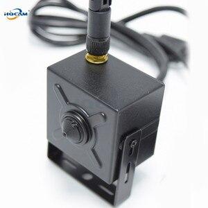 Image 2 - HQCAM 5.0MP 720P 960P 1080P Audio WIFI kamera IP kryty bezprzewodowy nadzór kamera ochrony domu Onvif gniazdo karty tf APP CAMHI