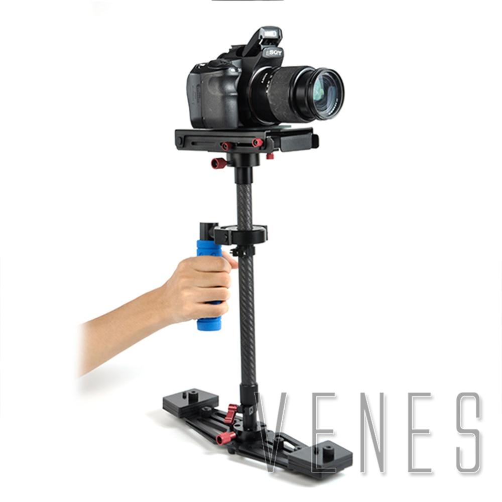 Venes 0.6 m 1-7 kg bras de poche stabilisateur Steadicam pour DSLR caméra caméscope vidéo DV