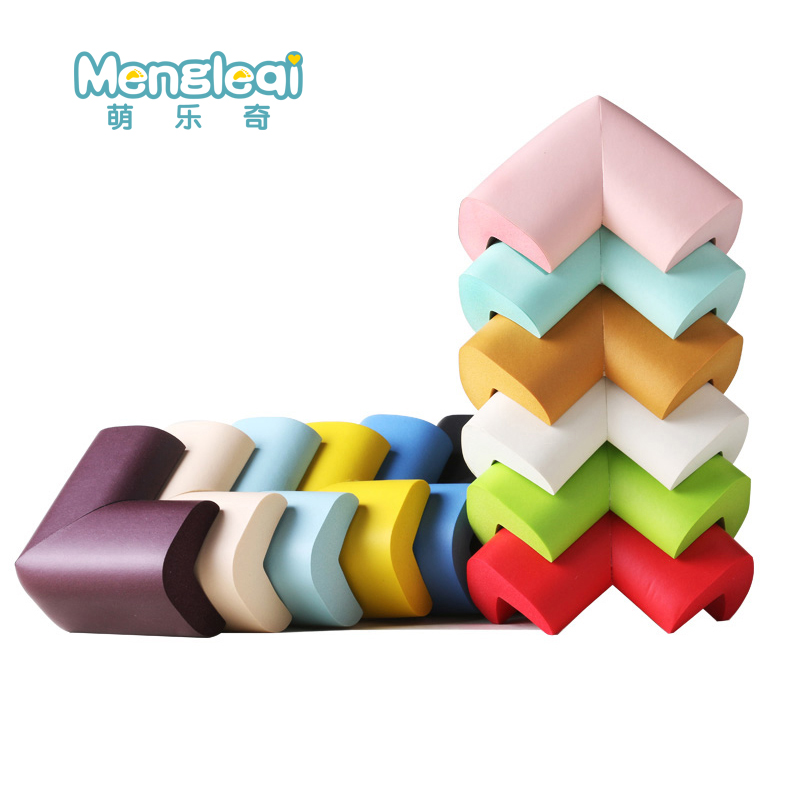 Baby Safety Silicone Protector Table Corner Edge Protection Cover Children Anticollision Edge &Child Corner Guards