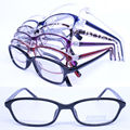 20pcs a lot  wholesale colorful 78188 injection acetate rectangle shape lightweight optical eyeglass frames
