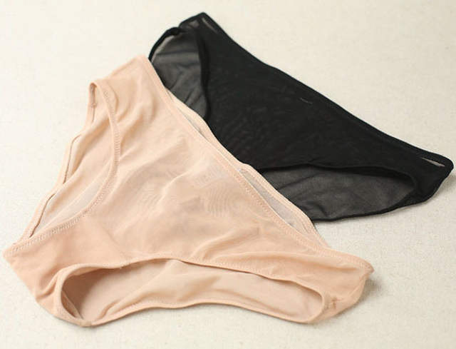 ed5cb34813b Brand Seamless One Piece Black Khaki Satin Bra And Panties Set Super Push  Up Deep V