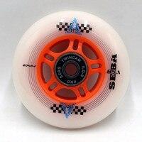 16PCS Free Shipping 72 76 80mm84a H G Pinhole Wheels Skates Wheels Roller Skates Wheels Roller