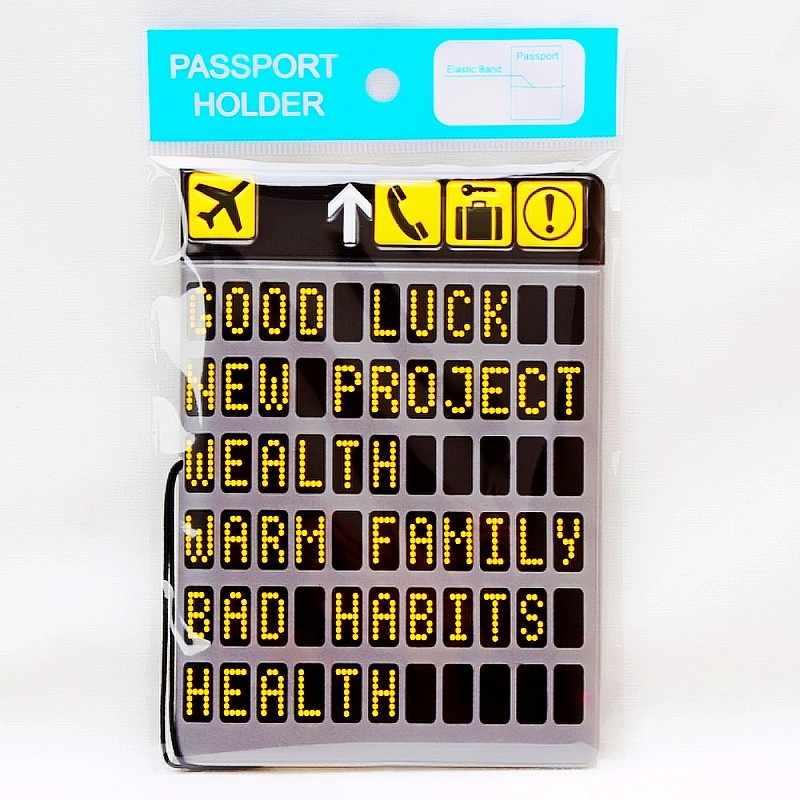 อุปกรณ์เสริมWorldแผนที่หนังสือเดินทางCreative PUหนังสำหรับผู้ถือIDบัตรเครดิตขนาด 14*9.6 ซม.