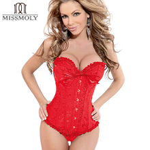 Taille Corset Bustier Bovenborst