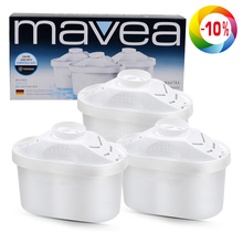Household Purify Kettle Activated Carbon Maxtra Water Filters Cartridge Replacement for Brita