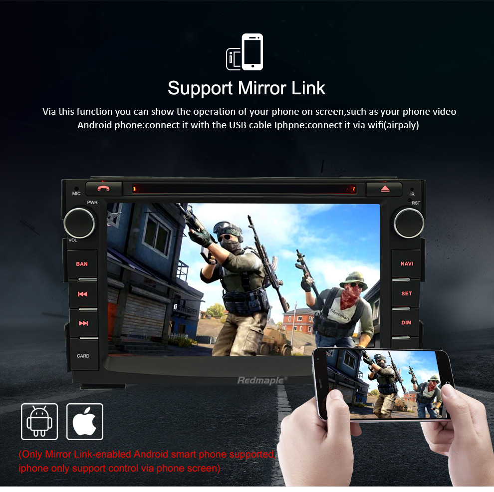 4G RAM Android 9 0 Car Multimedia Player Audio Stereo For Kia Ceed 2010 2011 2012 WiFi RDS DVD 2 Din Video Radio GPS Navigation in Car Multimedia Player from Automobiles Motorcycles