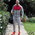 Gymshark Hoodies camisetas tracksuits hombre coat Bodybuilding and fitness hoodies Sweatshirts Muscle men's