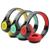 Remax auricular bluetooth inalámbrico de auriculares estéreo bluetooth 4.1 + edr manos libres de música en el auricular con el mic para pc móvil lapt