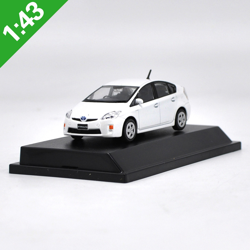 1:43 TOYOTA PRIUS Alloy Model Car Static High Simulation Metal Model Vehicles With Original Box