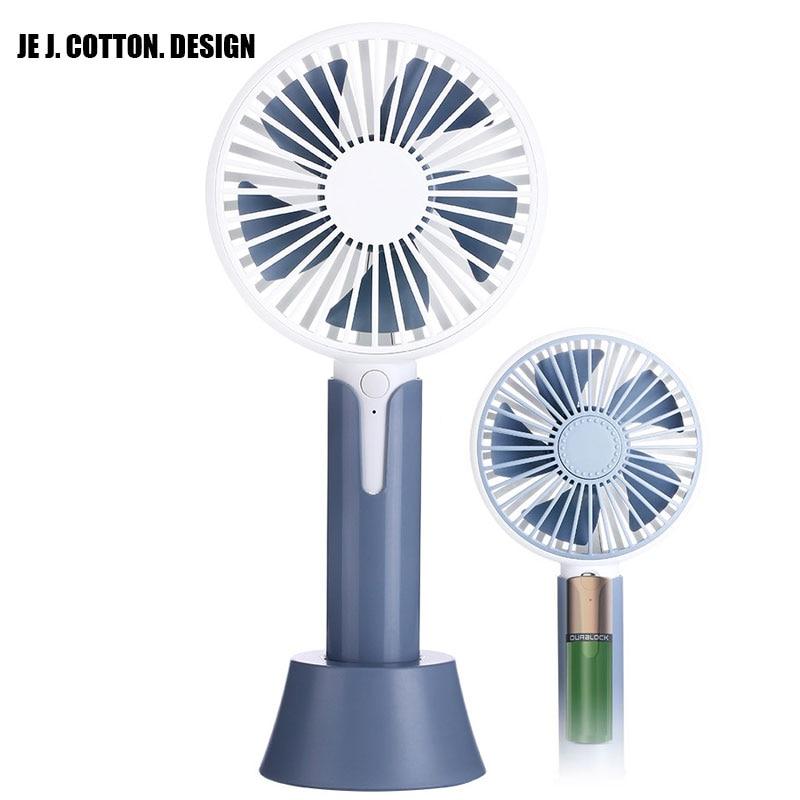 Ausdauernd 3 Dateien Mini Usb Hand Lüfter Für Zuhause Outdoor Tragbarer Ventilator Klimaanlage Kühler Lüfter Mit 1200ma Akku Knitterfestigkeit Kleine Klimaanlage Geräte
