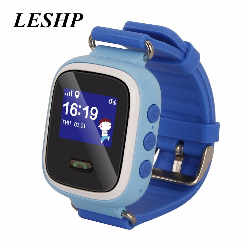 Q60 Kid Smart Watch Wristwatch SOS Call Location Finder Locator Device Tracker for Kid Safe Anti Lost Monitor Baby Gift
