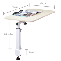 Hh She Notebook Comter With Folding Bed Dormitory Artifact Lazy Small Table Bedroom Desk FREE SHIPPING