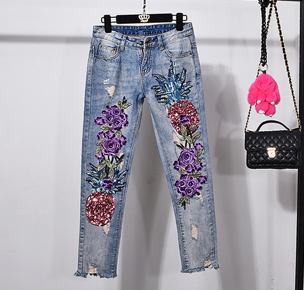 Trends Fashions Jeans Donna