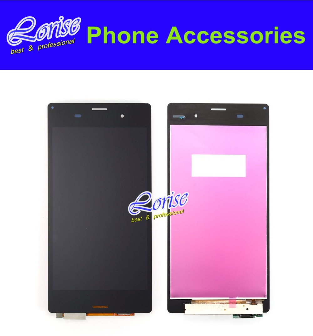 Original 1PC For Sony xperia z3 D6603 D6643 D6653 L55t LCD Display Touch Screen With Digitizer