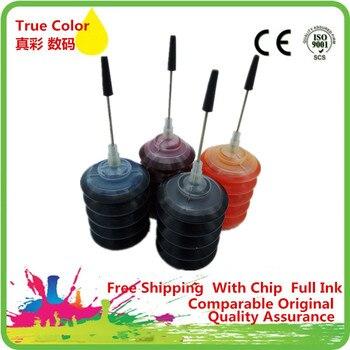 цена на ml T1285 Refill dye Ink Kit for EPSON Stylus S22 SX125 SX130 SX235W SX420W SX440W SX430W SX425W SX435W SX438 SX445W BX305F