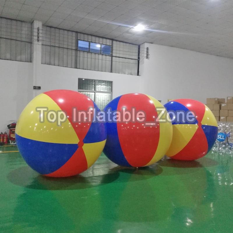 Top qualité ballon de plage gonflable pas cher prix gonflable jouet balles PVC ballon d'eau/boule d'eau pour piscine - 4