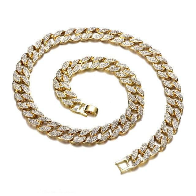 Miami Curb Cuban Chain...
