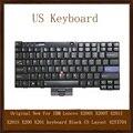 Original New For IBM Lenovo X200S X200T X201I X201S X200 X201 keyboard Black US Layout 42T3704 42T3737