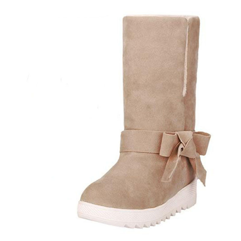 Winter thermal women's plus velvet thickening snow boots student cotton-padded shoes female winter boots