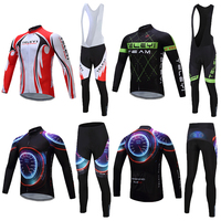 Men S Cycling Bib And Jersey 2017 Pro Team Cycling Kit Mtb Bicycle Clothing Set China