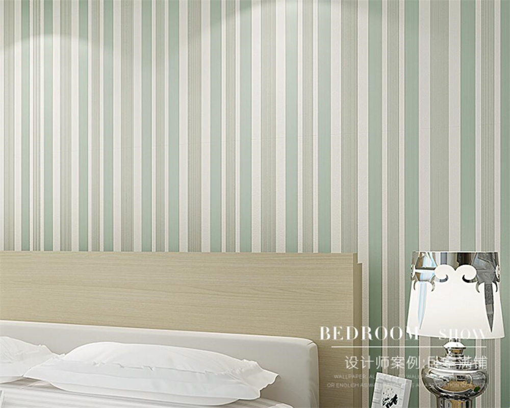 Beibehang More modern luxurious bedroom wallpaper 3d three-dimensional vertical stripes sitting room background 3d wallpaper beibehang wallpaper vertical stripes 3d children s room boy bedroom mediterranean style living room wallpaper