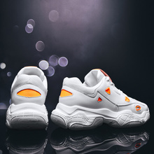 2019 summer Sports Shoes new men breathable casual Male Running Outdoor Walking Sneakers Training Jogging Footwear