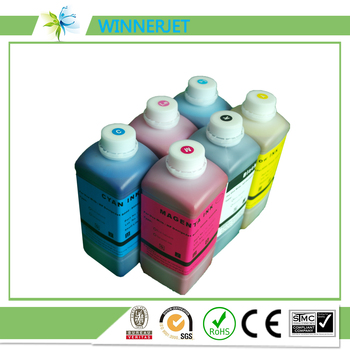 1000ml*6 Colors Ink for HP780 Ink Cartridge Eco solvent Ink Refill for hp Designjet 8000 80005 8000sr Printers|Ink Refill Kits|Computer & Office -