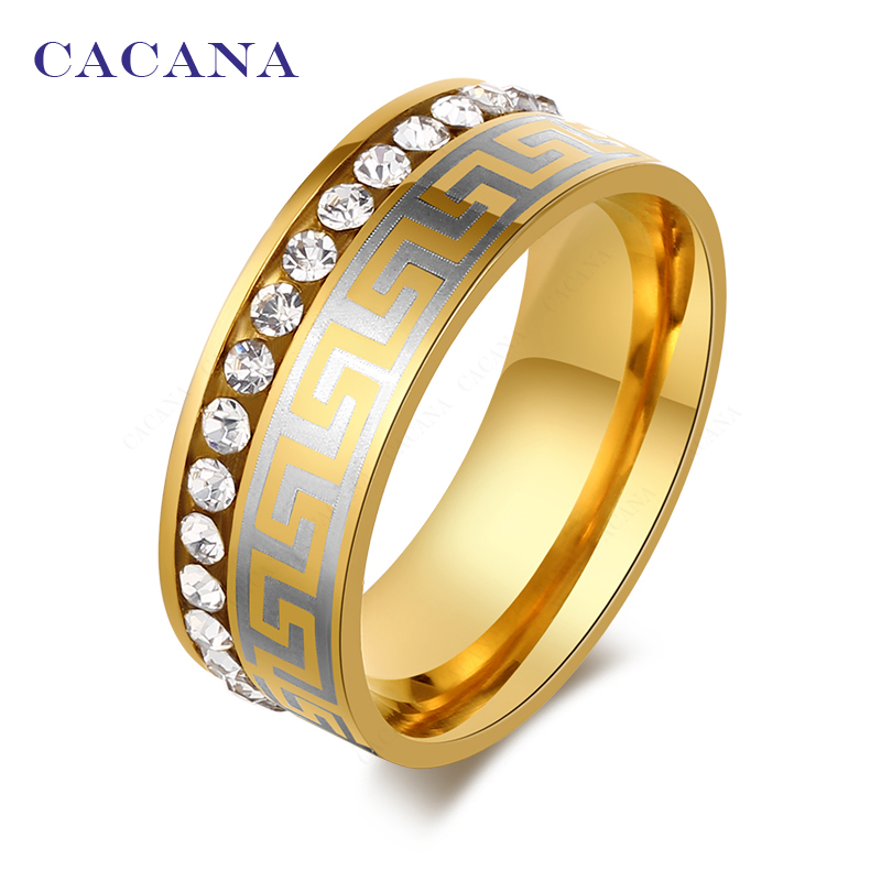 aliexpress buy cacana top quality rings for