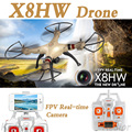 NEW Syma X8HW FPV WiFi Real Time 2.4G 4ch 6 Axis with 2MP RC Quadcopter Drones helicopter with Wifi HD Drones Camera
