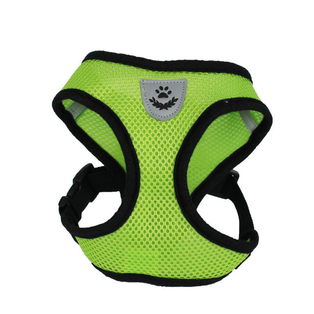 Adjustable Soft Breathable Cat & Dog Harness 3