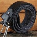 Hombres Cinturón de Cuero Genuino Informal Hebilla de La Vendimia Pantalones Vaqueros Para Hombre de La Correa de Cintura Ancha Correa Masculina Ceinture Homme Cinturones Hombre MBT0423