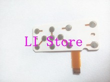 10PCS/ NEW Digital Camera Replacement Repair Part for NIKON S210 Function Keyboard Key Button Flex Cable Ribbon Board
