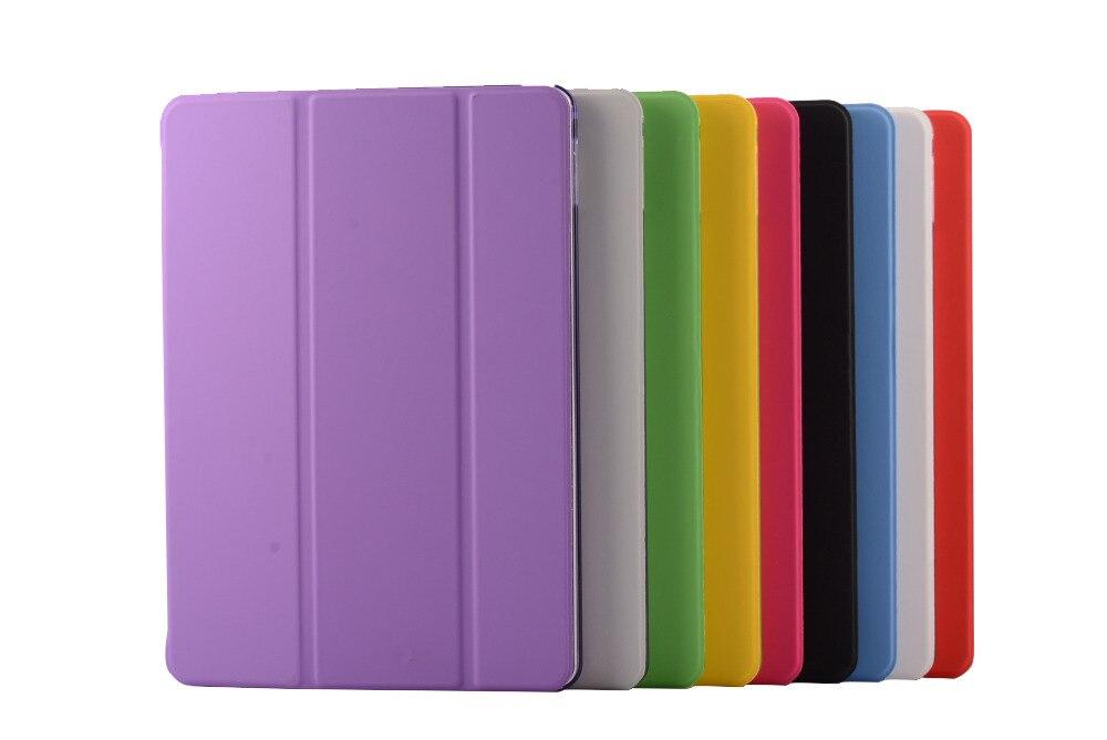 pu Leather Smart Cover for Apple iPad Mini 4 with ipad mini 2 3 Case Screen Protector Wake Up/Sleep Function
