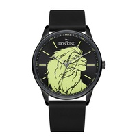 Disney Men Quartz Watch The Lion King Male Bracelet Wristwatches Teenage Big Boy's Gift Watch Relogio Masculino