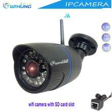 Ip-камера Wi-Fi проводной HD 720 P 960 P 1080 P CMOS Сенсор Поддержка onvif2.0 SD карты Max32G детектор движения для CCTV видео Главная Безопасность