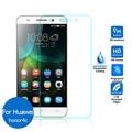 Безопасности Закаленное Защитное Стекло Пленка 2.5 9 h Для Huawei Honor 3C 4C 4A 4 Играть Мини CHM-TL00H Dual Screen Protector на телефон
