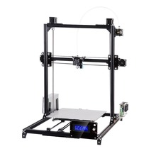 Plus 3D Printer Kit Large Printing Area Auto Level Double-sided Printing Aluminum Frame DIY Printing Machine